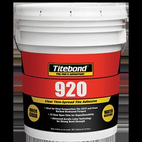 Ebond 920 Clear Thin Spread Tile Adhesive